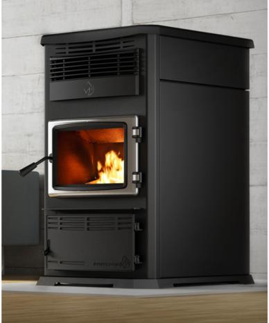 Euromax Pellet Heater
