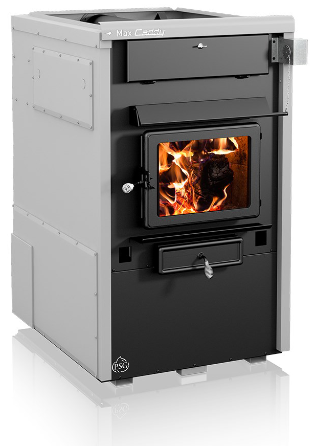 Max Caddy Wood Furnace