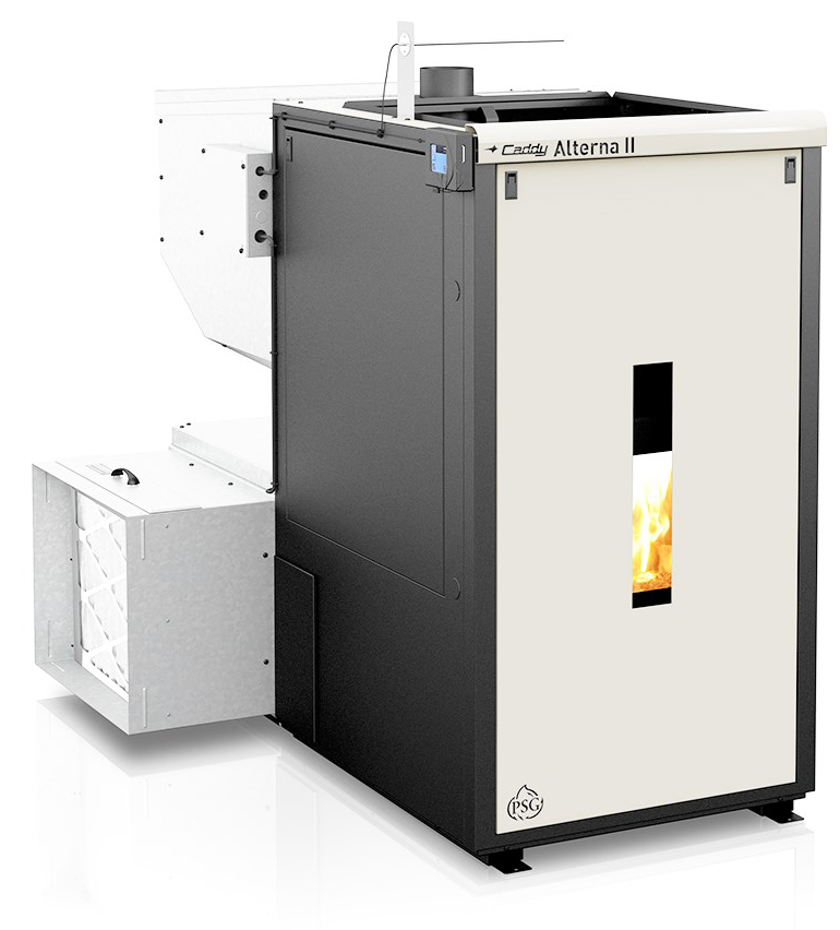 Alterna II Pellet Furnace
