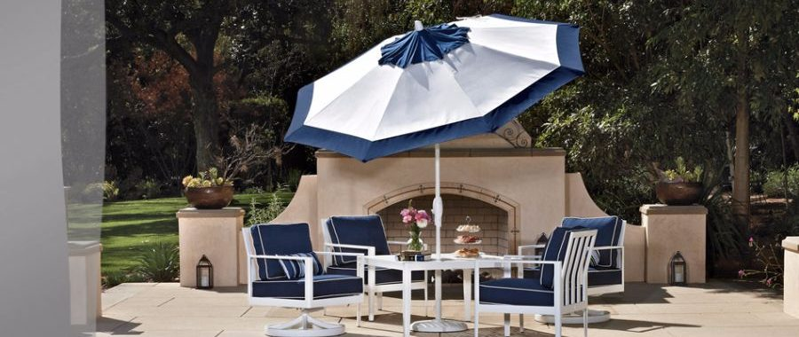 Treasure Garden Umbrellas 9-foot Auto Tilt