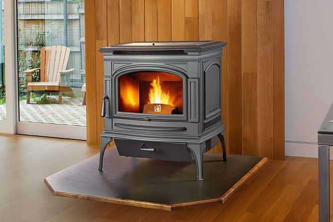 Pellet Stoves & Inserts